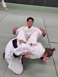 Junioren en Senioren Judo